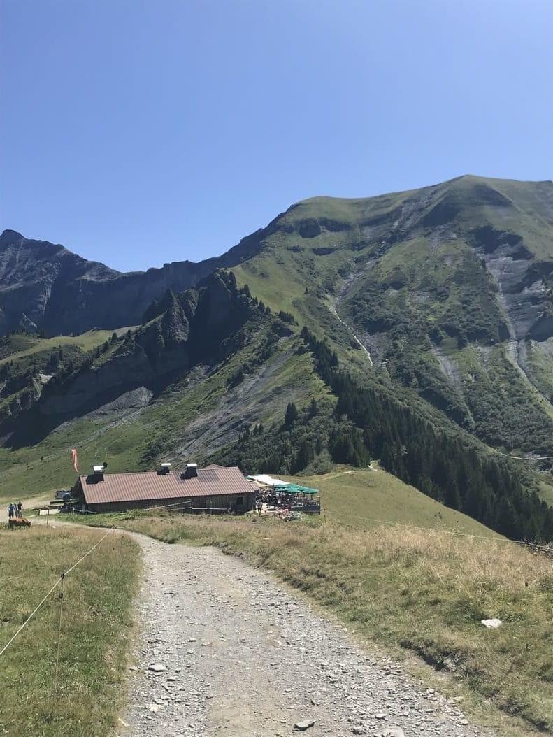 alpage du pré rosset - megeve - france - 3