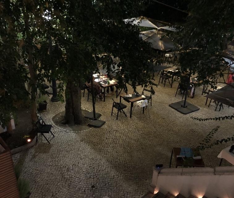 clube de jornalistas restaurant - lisbonne - portugal