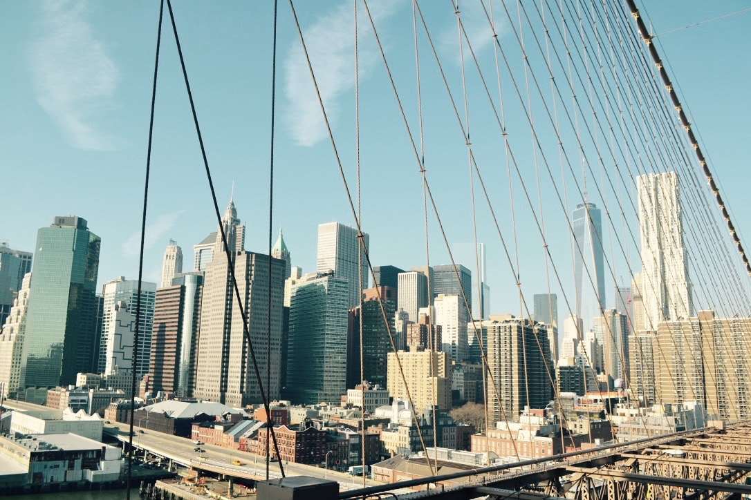 brooklyn bridge - new york 1