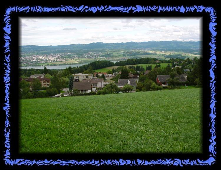 Kraftort Aesch bei Maur - Kanton Zürich