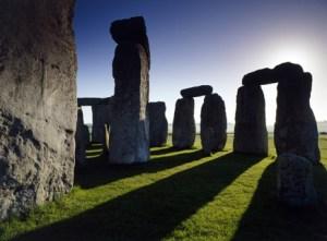 Steine in Stonehenge