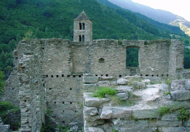 Castello Mesocco