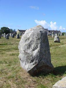 Menhire bei Carnac
