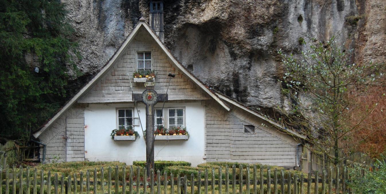 Einsiedelei St. Verena - Solothurn