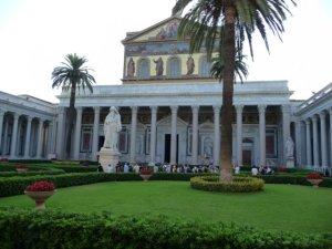 Pauluskirche in Rom
