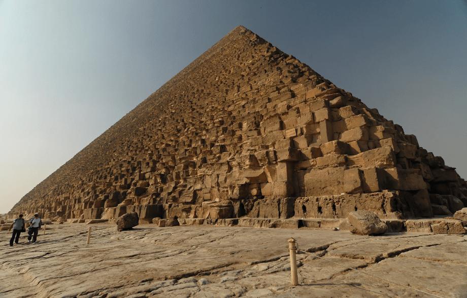 Kraftort Cheops Pyramide in Gizeh