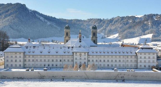 Kraftort Kloster Einsiedeln