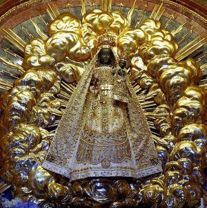 Kloster Einsiedeln - Schwarze Madonna