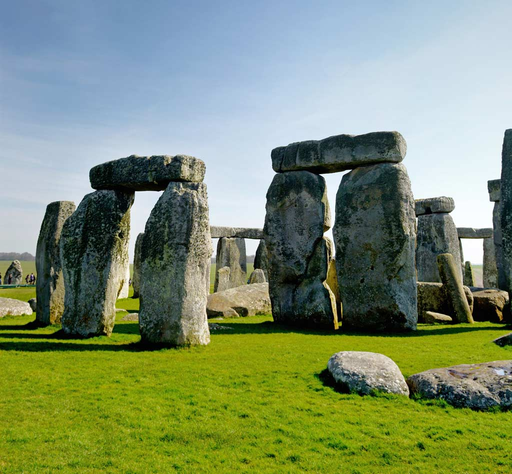 Stonehenge Mystery: A Mystic Place Of Worship In The South Of England