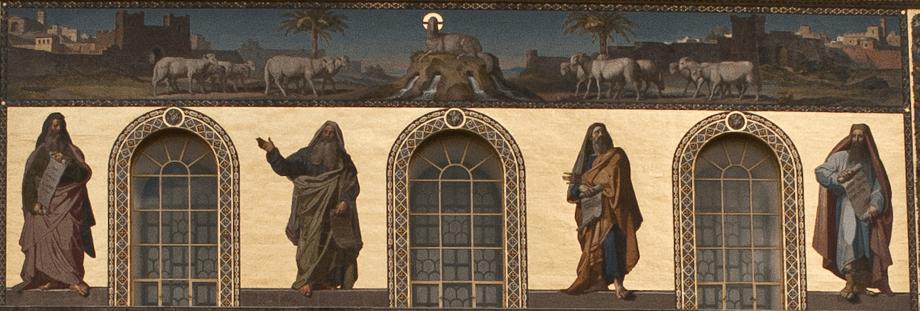 Die Pauluskirche in Rom