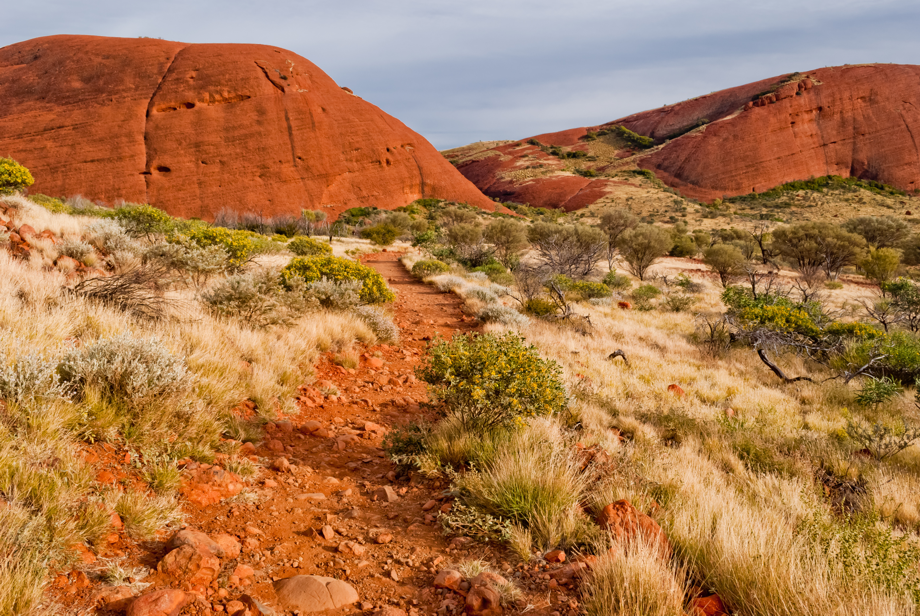 Ayers Rock - A strong place of strength in Australia