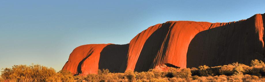 Ayers Rock (Uluru) - Australia
