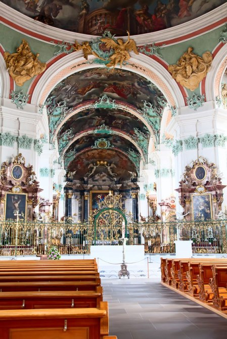 Stiftskirche Kloster St.Gallen