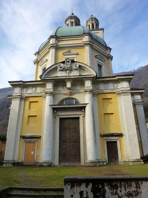 Santa Croce in Riva San Vitale