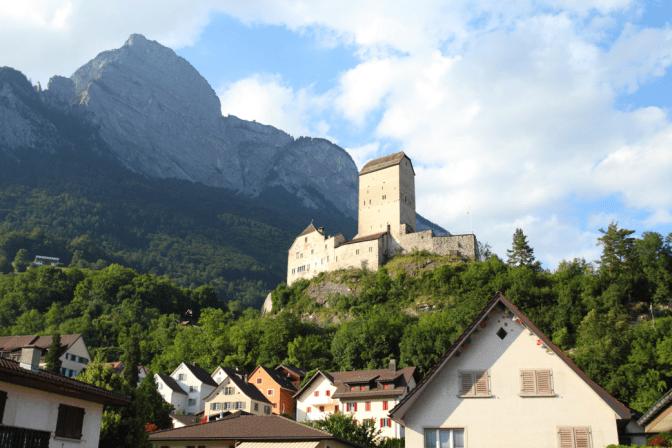 Schloss Sargans - Kraftort mit Gourmet Restaurant