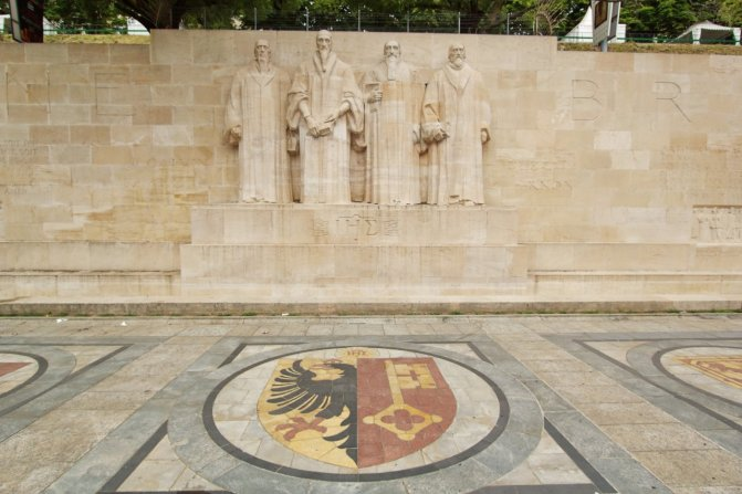 Reformationsdenkmal Genf