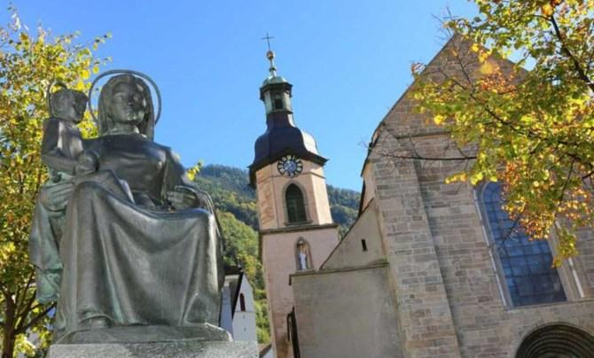 Chur Kathedrale