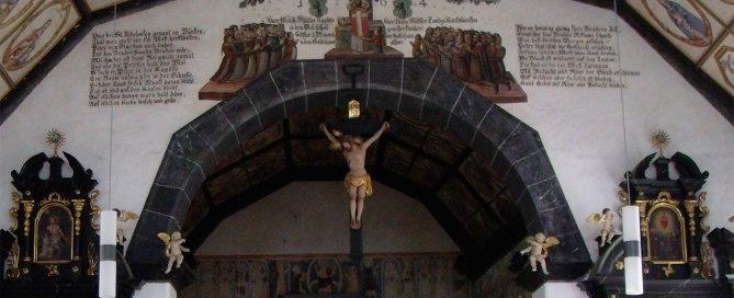 Die Kapelle von St. Niklausen
