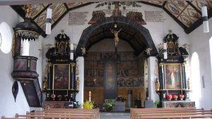 Kapelle St. Niklausen - Obwalden
