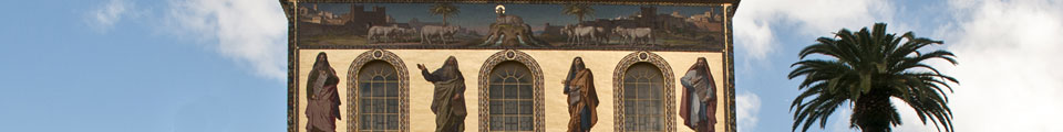 Kraftort Paulus Kirche Rom - Vatican - Rome