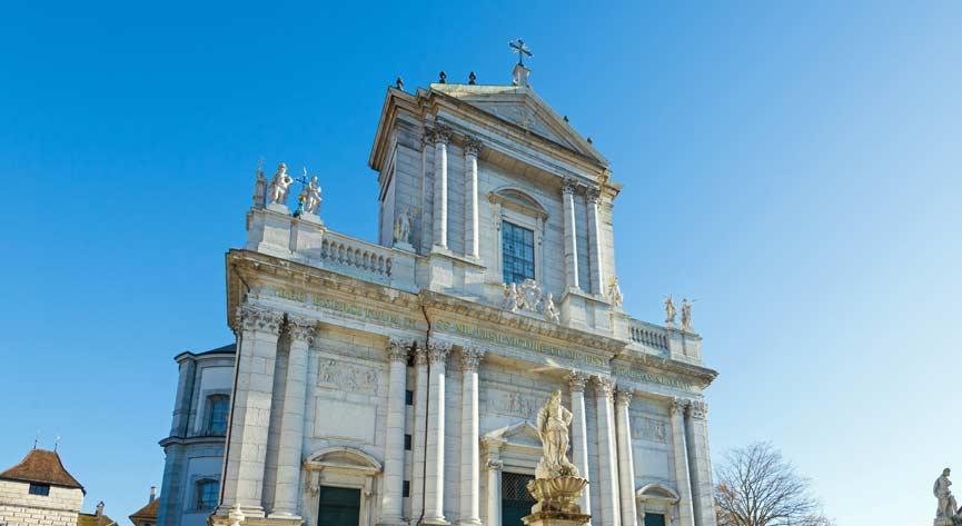 Kraftort Jesuitenkirche Solothurn