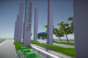 The MAGIC of Augmented Reality Coming to Miami's Underline Park