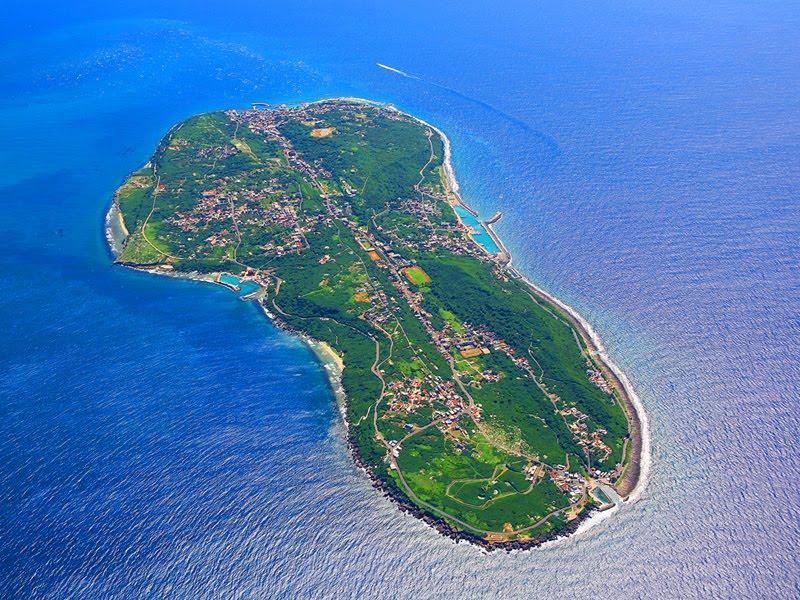 旅遊配套 - 小琉球 生態豐富的陽光小島