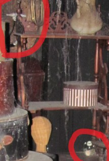 Hidden Nightmare Christmas Items Disney