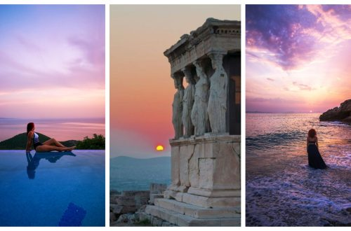 Greece travel pictures, Perdika photography, Parga summer, Blue Horizon Villa
