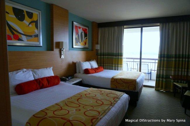 Second Bedroom - 2 bedroom Villa