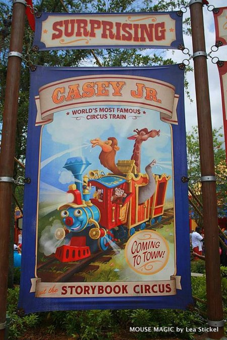 Casey Jr. sign