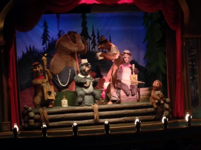 Country Bear Jamboree by Dale Wilson