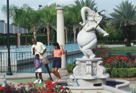 Fantasia Gardens - Photo by Disney