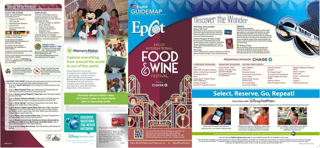 Food & Wine Map 1