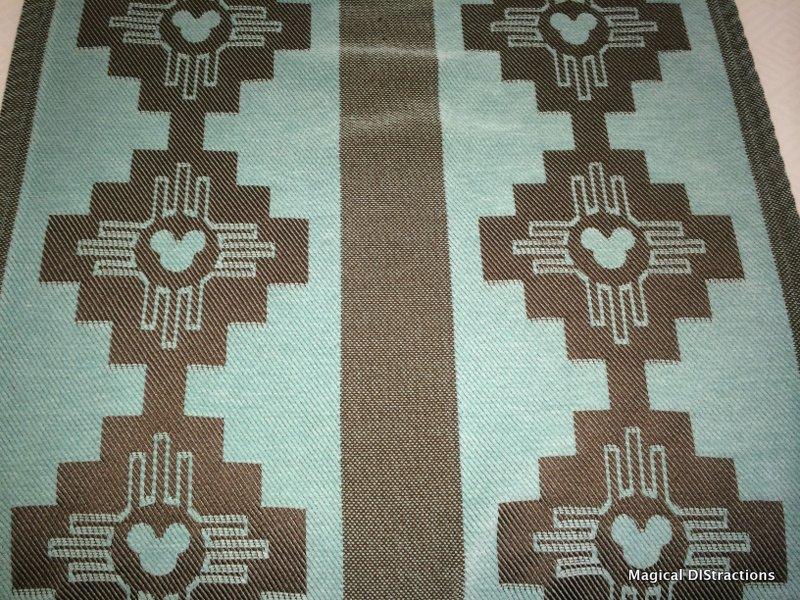 Hidden Mickey Comforter