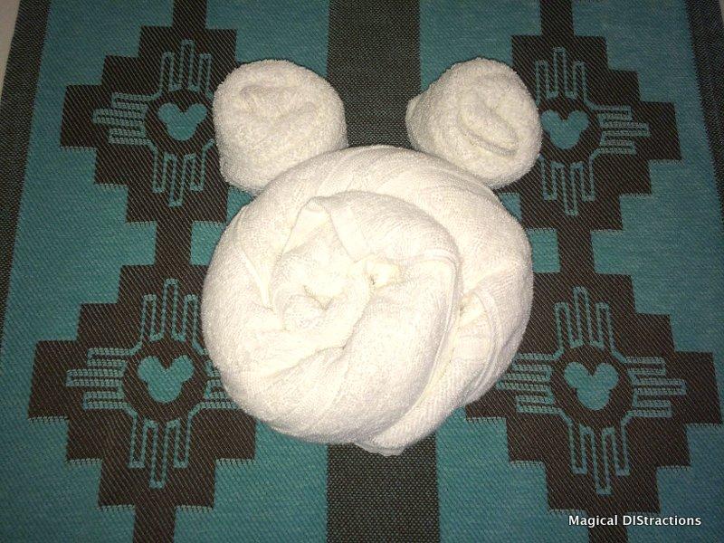Towel Mickey