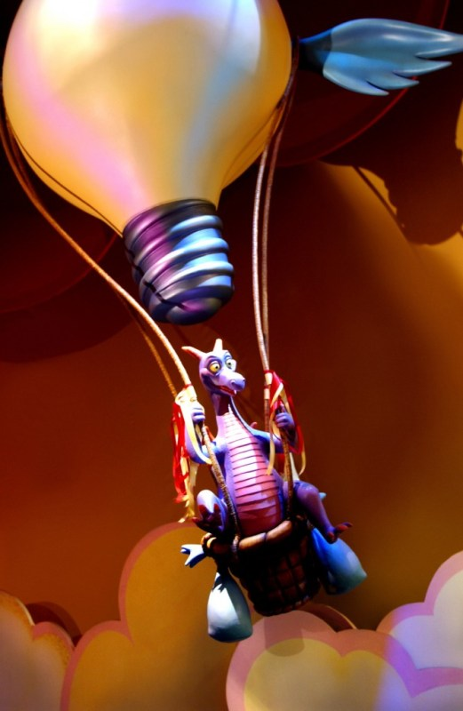 Journey Into Imagination with Figment - Photo by Disney
