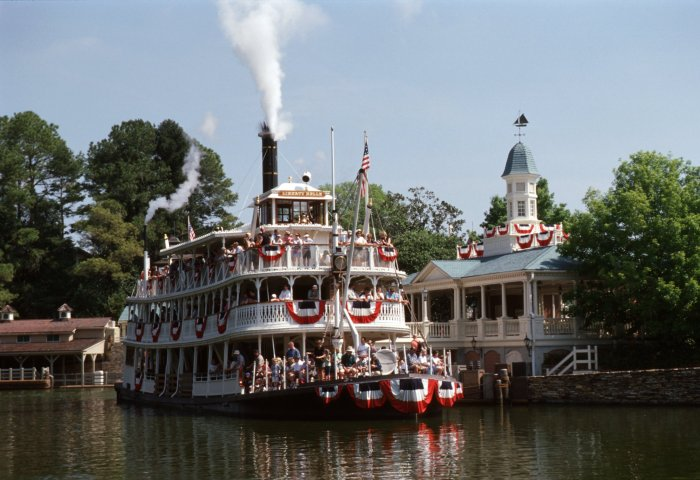 Liberty Belle Riverboat - Photo by Disney
