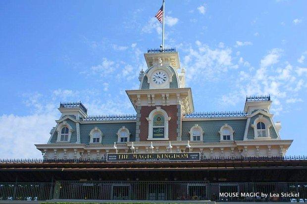 Main Street, U.S.A. Station