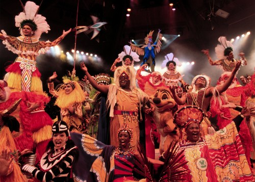 Festival of the Lion King - Photo by Disney
