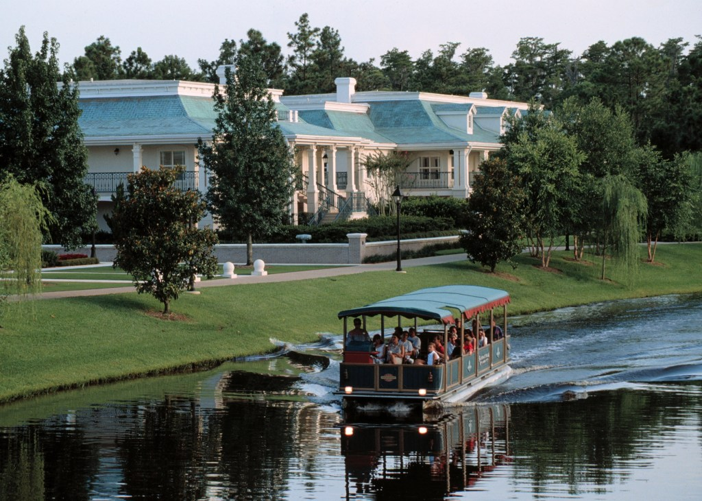 Port Orleans Resort - Riverside - photo by Disney