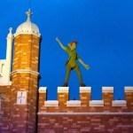 Peter Pan Comes to Life!