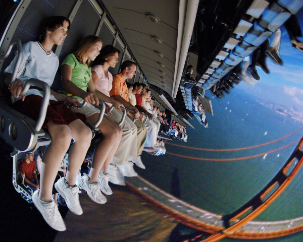 Soarin - Photo by Disney
