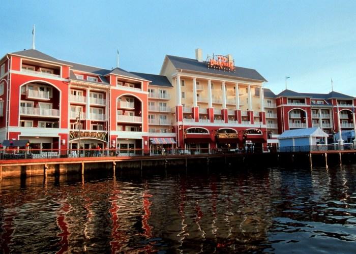 Disney's Boardwalk Inn & Villas - Photo by Disney