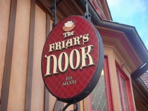The Friar's Nook