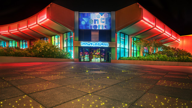 Innoventions West - Photo by Disney Parks