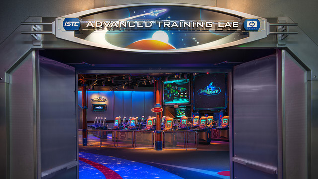 Mission: SPACE Advanced Training Lab - Photo by Disney