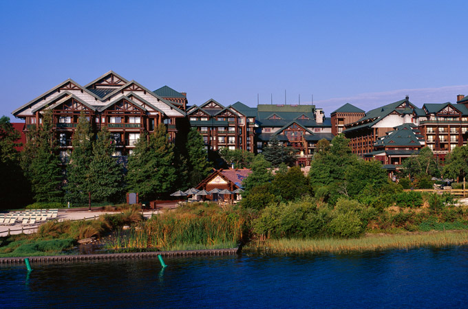 Wilderness Lodge Villas
