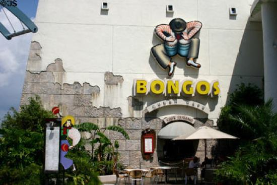Bongos Cuban Cafe - Photo by Claudette Edwards