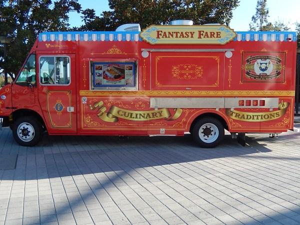 Fantasy Fare Foodtruck